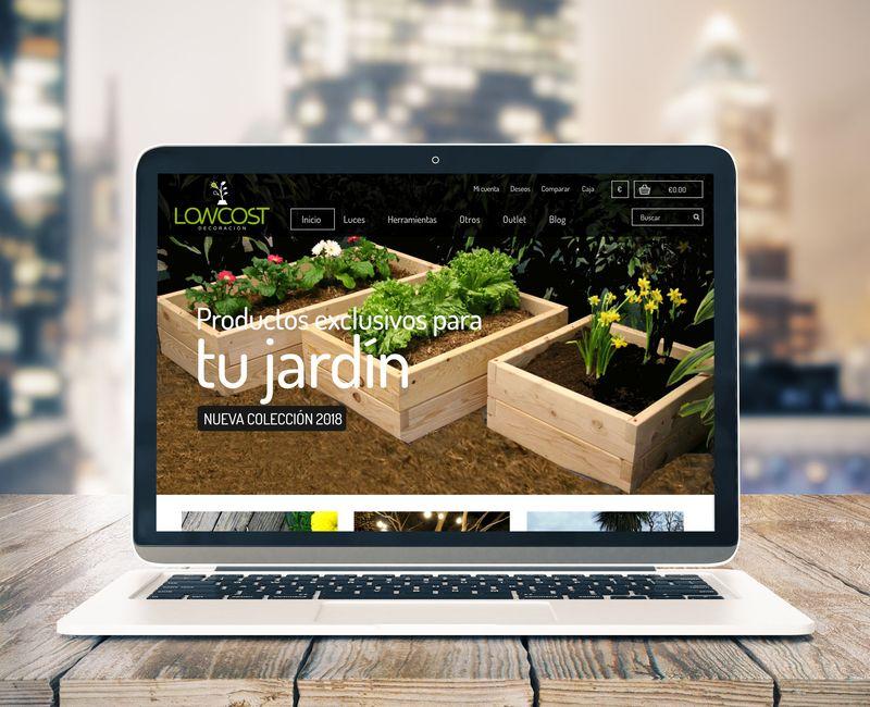 Desarrollo de Tienda Online con Prestashop